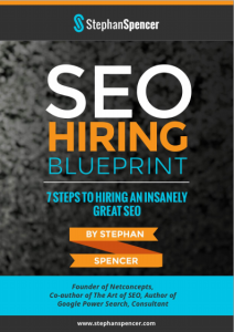 SEO Hiring blueprint