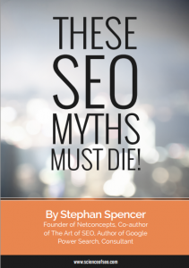 SEO Myths must die