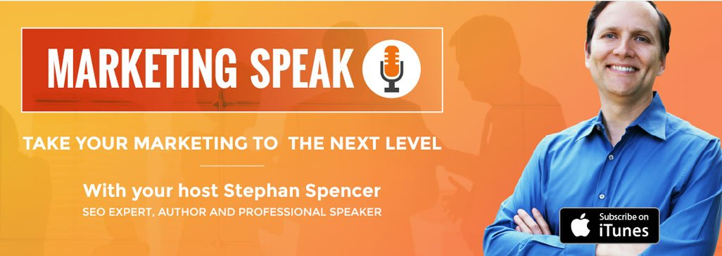 Subscribe to Marketing Speak Podcast